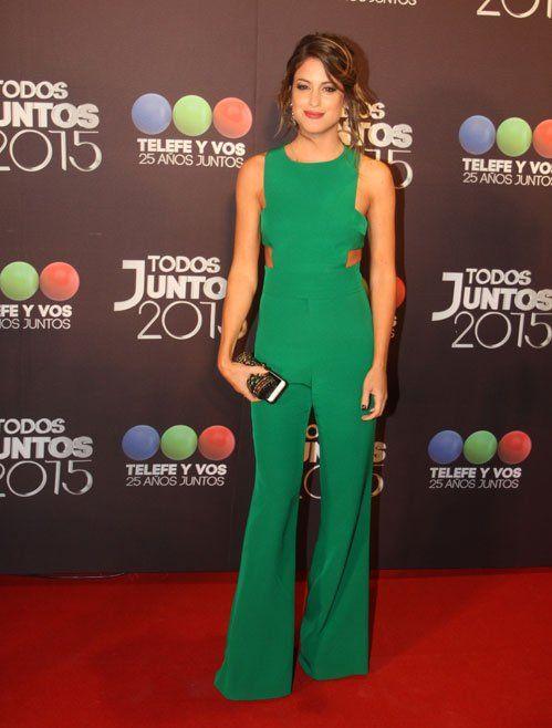 Agustina Casanova - 25 años de Telefe