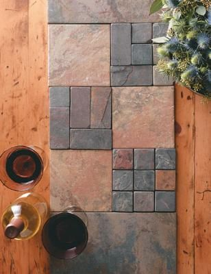 How to Make a Tile Table Runner