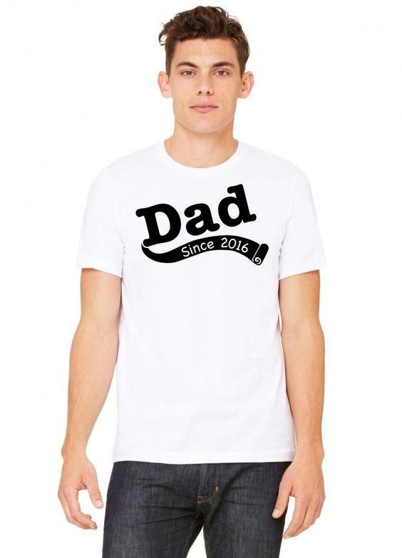 Dad Since 2016 Tshirt