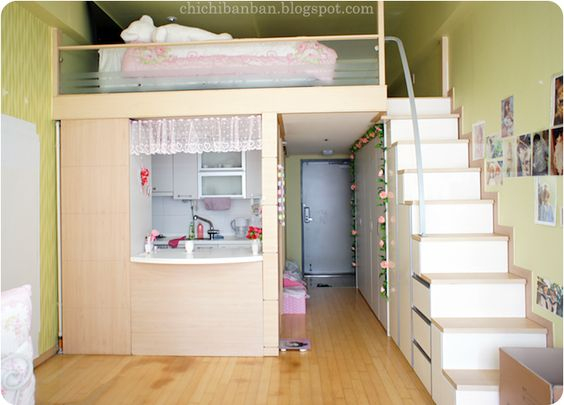 korean interior design - partments, Home ideas and Seoul on Pinterest