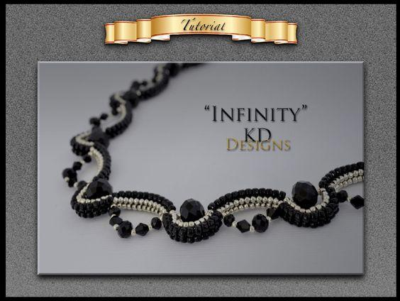 Infinity by KDDesignsbyKDevine on Etsy
