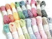 {I Dream in Twine} Sampler Pack - contains 18 colors,15 yards of each color!!  Only $32.00.  I NEED/WANT THIS!!