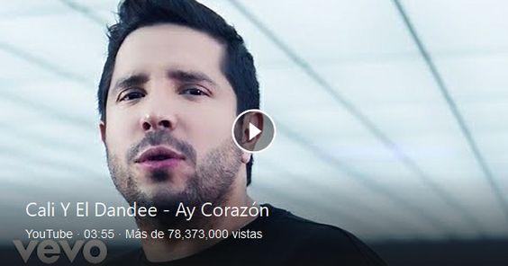 Ay Corazón Ya Disponible En Tu Plataforma Digital Https Umusices Lnk To Aycorazonyd Sigue A Cali Y El Dandee En Facebook Http Instagram Youtube Canciones