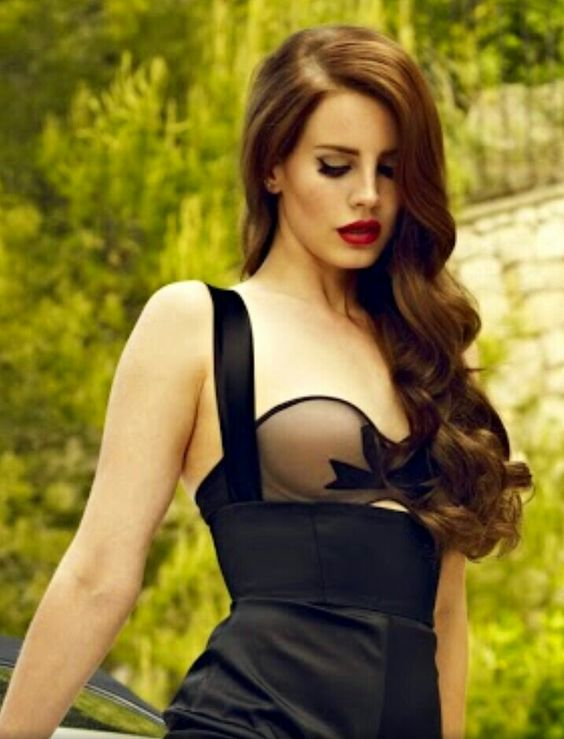 Lana Del Rey #LDR #GQ_Magazine (NEW OUTTAKE):