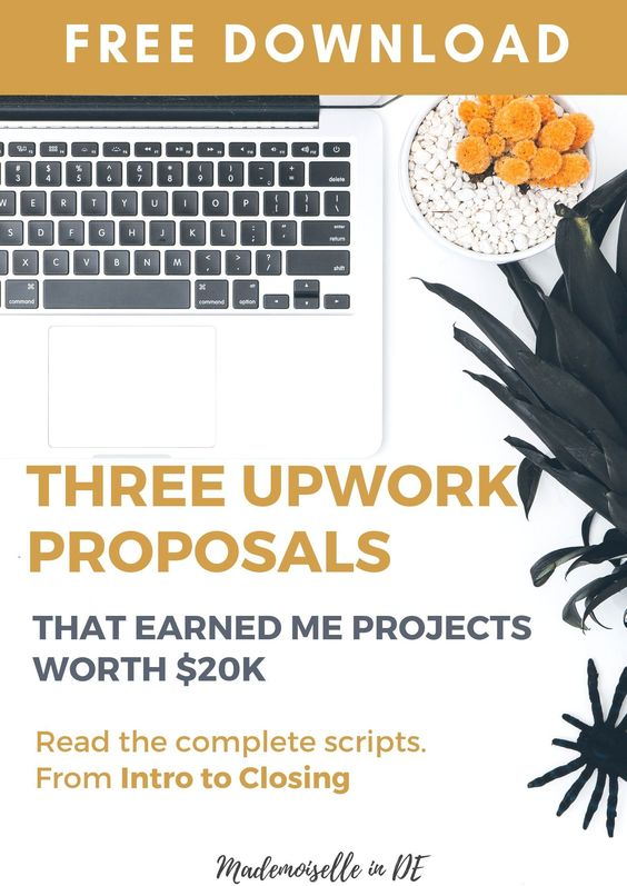 Upwork Proposal Tips For High Paying Clients Free Templates Upwork Proposal Remote Jobs
