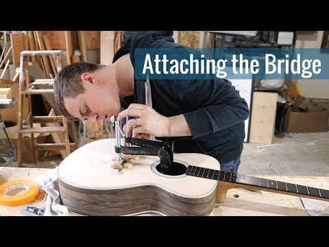 Acoustic Guitar Building Videos