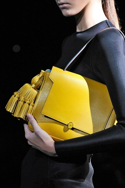 Anya Hindmarch Spring/Summer 2014 Ready-To-WearCatwalk 22