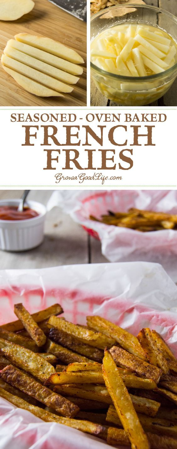 Taco Seasoned Baked French Fries