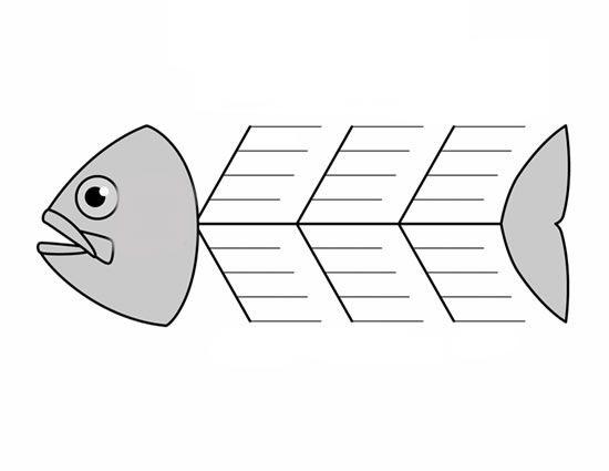 organizador - pez
