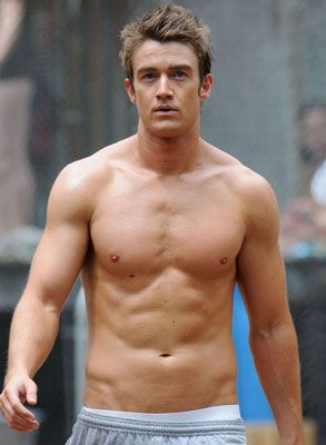Robert Buckley His acting is horrible but his body Mmmm. | Let Me