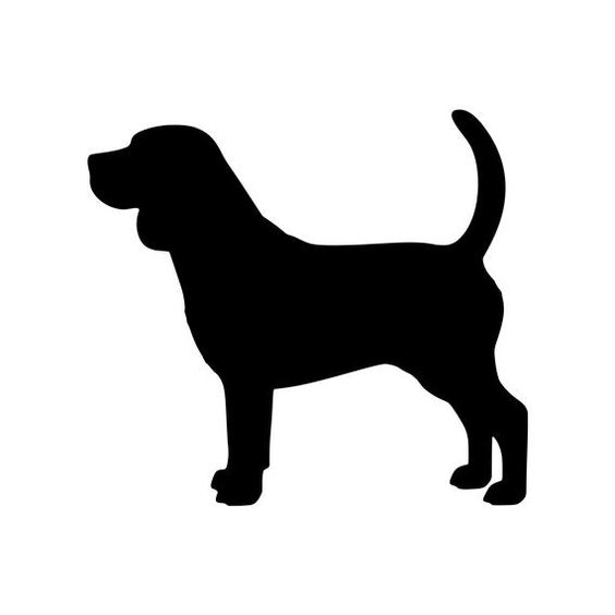 Beagle V2 Vinyl Decal Sticker Dog Hound Foxhound Scent Puppy In 2020 Dog Stickers Vinyl Decal Stickers Vinyl Decals