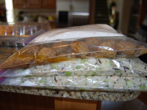 10 Freezer Meals in 1 Day! | Dreaming of Poultry