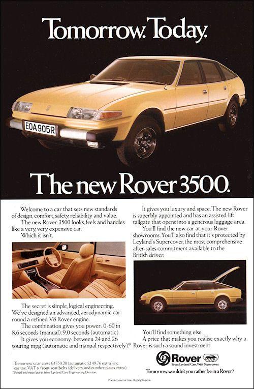 Rover 1976