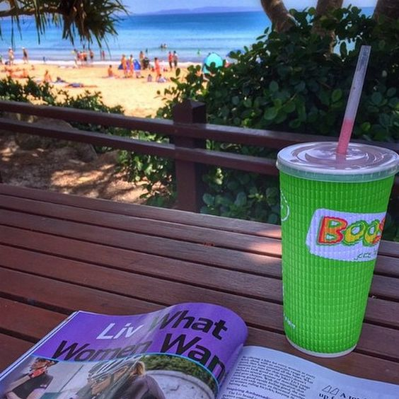 The perfect Noosa afternoon...