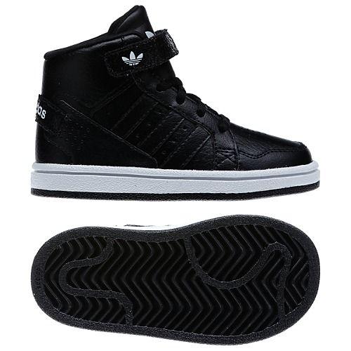 adidas high tops all black