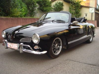1967 convertible vw karmann ghia - have wanted one since forever, maybe because i rarely see them?