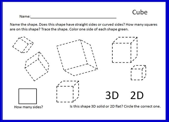 Number Names Worksheets squares and cubes worksheet : Pinterest • The world's catalog of ideas