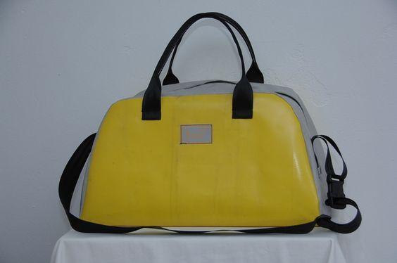 Mens Gym Bags – KILLER backpack Messenger Bag Weekender Sports bag – a unique product by Killer-Taschen on DaWanda