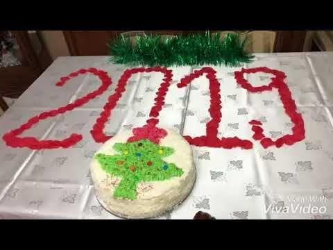 Yeni Il Tortu Yeni Yil Pasta Youtube Pasta