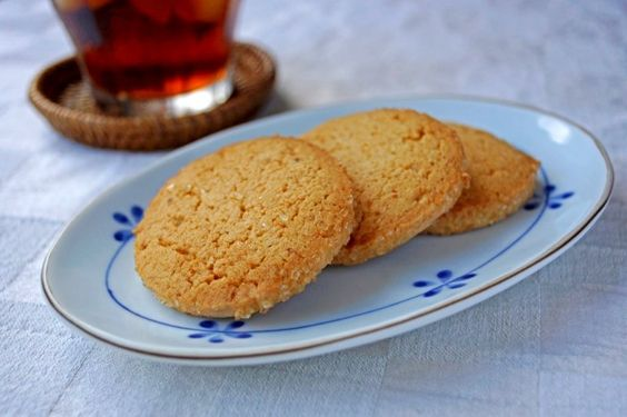 Receita de biscoito de missô – Mundo-Nipo