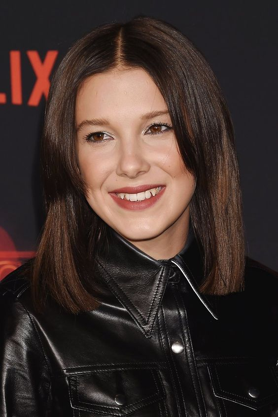Hold Up, Millie Bobby Brown's Hair Is So Long and Luscious Now!