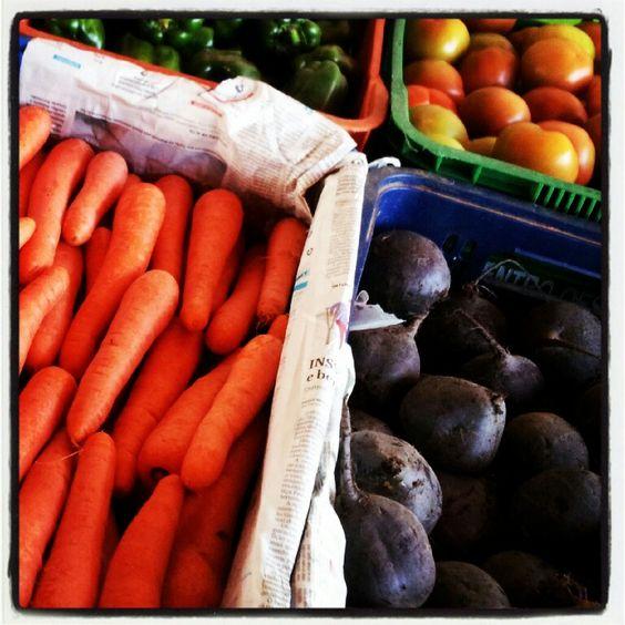 Vegetables in Goiânia - Goiás - Brazil