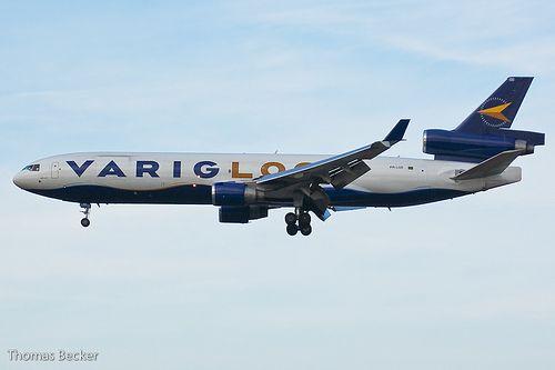 VarigLog McDonnell Douglas MD-11F PR-LGE (0953)   Flickr - Photo Sharing!
