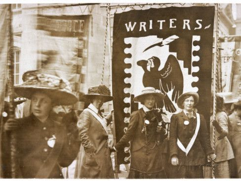 women writers banner
