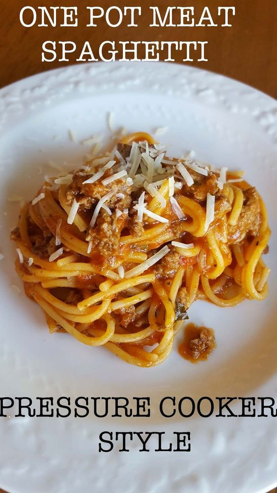 Here is a simple one pot spaghetti recipe that will help you make your week nights a little bit easier. After a long day at work, the las...