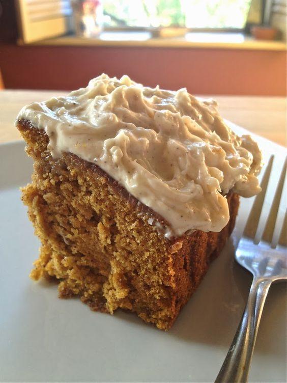 pumpkin spice cake spice cake pumpkin spice frostings spices honey ...