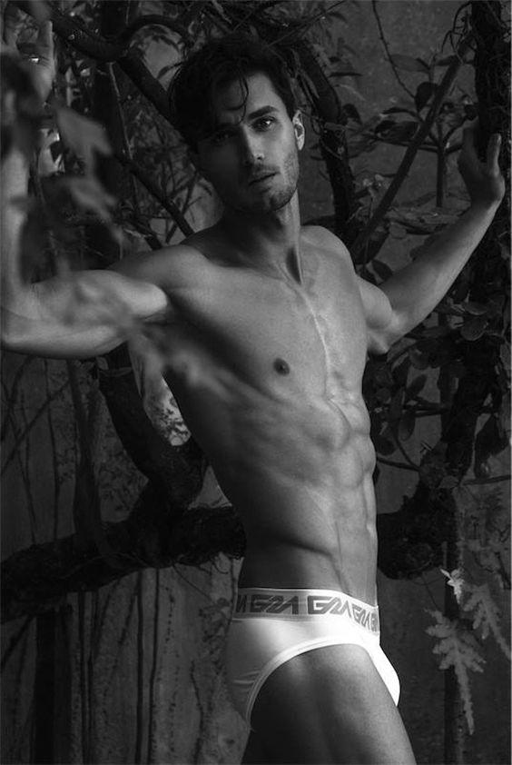 Ygor Pignatari En Garçon Modelo - El Experto de la ropa interior