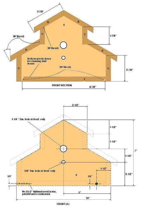 Image Result For Free Barn Birdhouse Plans Bird House Plans Free Bird House Plans Barn Birdhouses