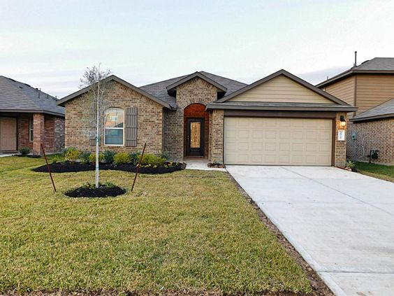 Ready for move-in!!  Beautiful open 1 story with 4 beds. Click here for more pics.