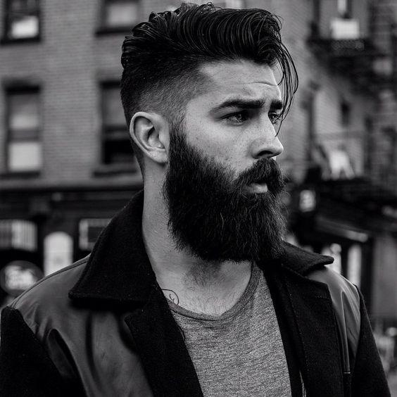 Pin Em Barbas Beards