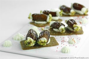 and more stuffed dates mascarpone pistachios great desserts dates ...