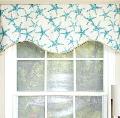 Coastal Valances From Wayfair.... Http://www.completely