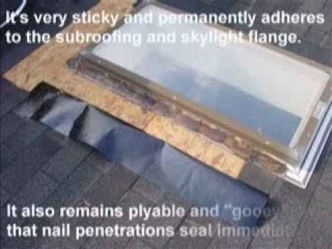 Home Restorations Skylight Repair Tips How To Repair A Skylight Leak Skylight Waterproofing Tricks Skylight Deck Repair Home Repair