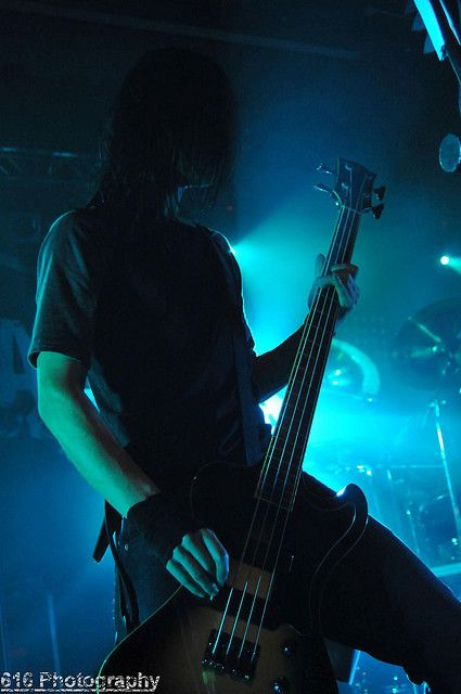 Toshiya. Bass. Dir en grey by 616 Photography, via Flickr . Kerrang Relentless Tour, 29th - Jan. 2009