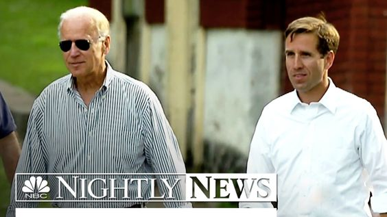 Beau Biden, Vice President's Son, Dies At 46 Of Brain Cancer | NBC Night...