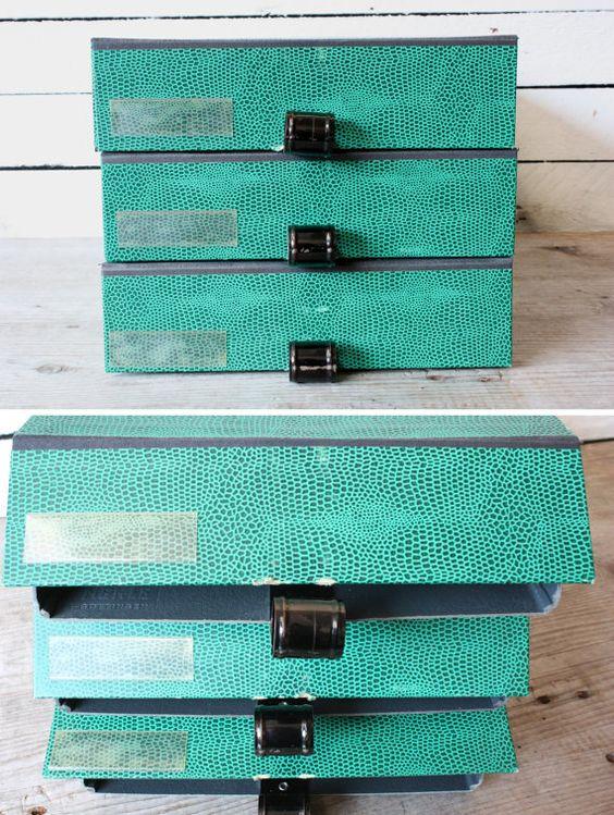 3 paper sorter documents tray drawer storage by wohnraumformer