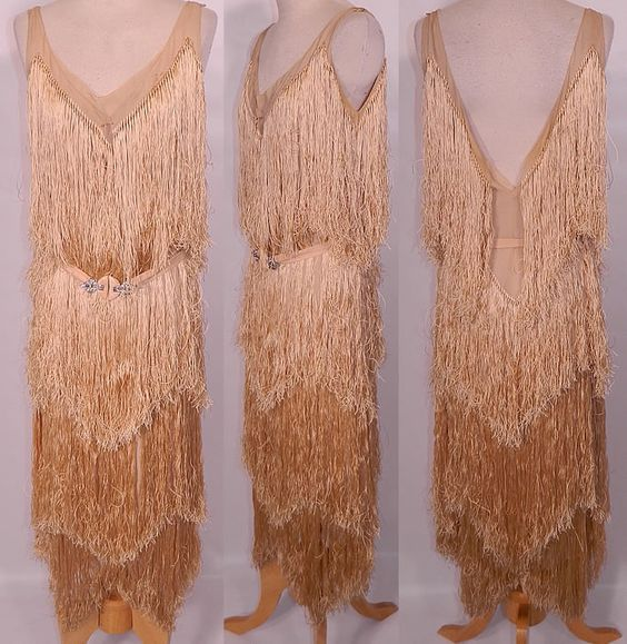 Fringe dress Fringes and Dresses on Pinterest