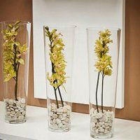Vid o tuto comment d corer vos vases transparents - Vases decoration interieure ...