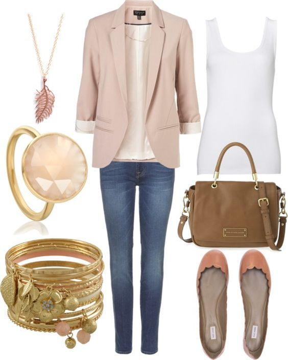 Casual Fridays, created by leheila13 on Polyvore