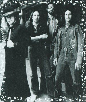 During the spring of 1969, Rickey Medlocke and Greg T. Walker met New York City native Charlie Hargrett in Jacksonville and organized the band Fresh Garbage with Ron Sciabarasi for keyboards, Rick for drums and vocals, Greg for bass and Hargrett for lead guitar, playing mostly at The Comic Book Club on Forsyth Street.