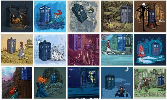 disney and the doctor equal a huge yes
