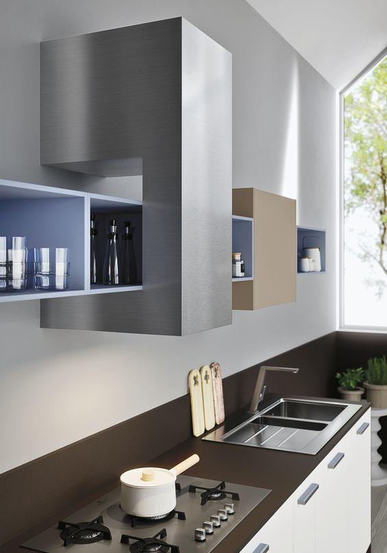 futuristische küchen designs von ernestomeda zeigen uns die, Kuchen