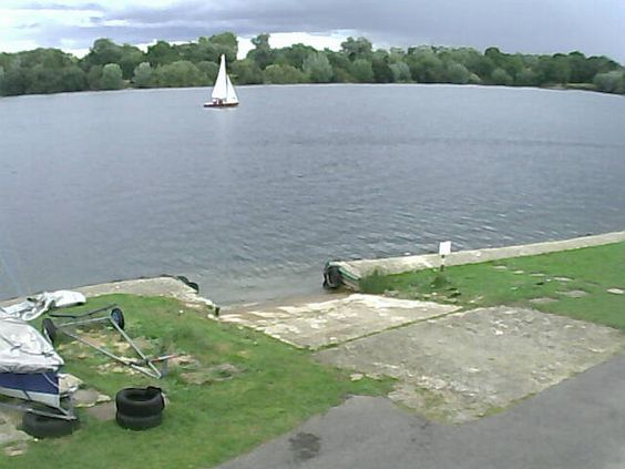 Whitefriars Sailing Club - Snapshot from the day this webcam was first commissioned on 08/09/13