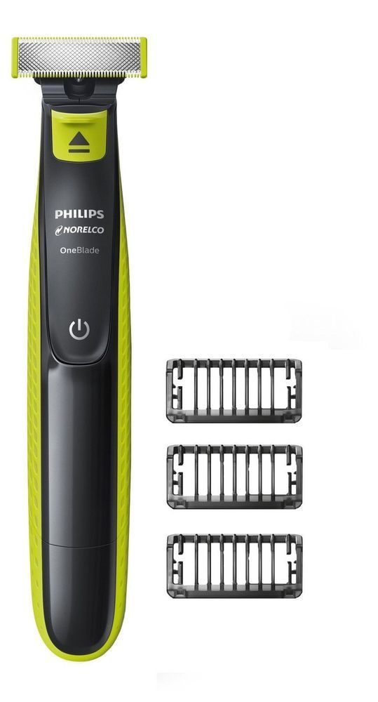 Philips Norelco One Blade Hybrid Electric Trimmer And Shaver Beard Mustache Ebay Electric Trimmer Shaver Philips