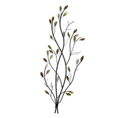 Leaf Art Metals And Vines On Pinterest