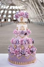 Fabulous Wedding cake by Elizabeth Solaru @Elizabeth Lockhart's Cake Emporium #ff